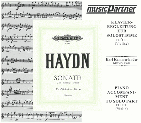 Violin Sonata No. 8 in G major