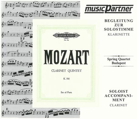 Clarinet Quintet in A Major K581