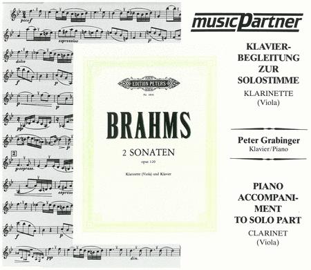 2 Sonatas Op.120