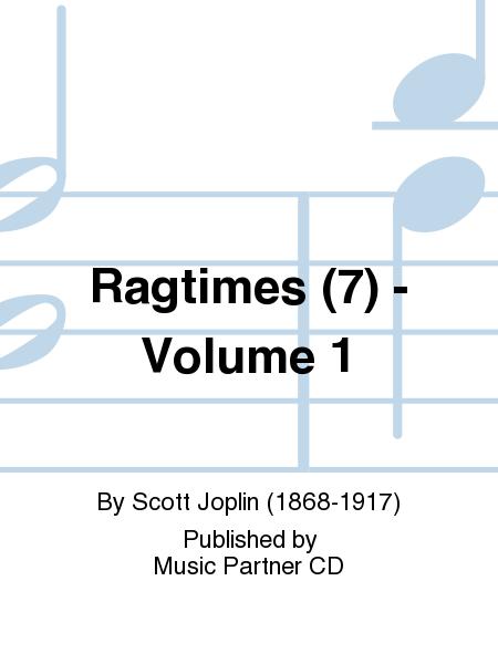 Ragtimes (7) - Volume 1