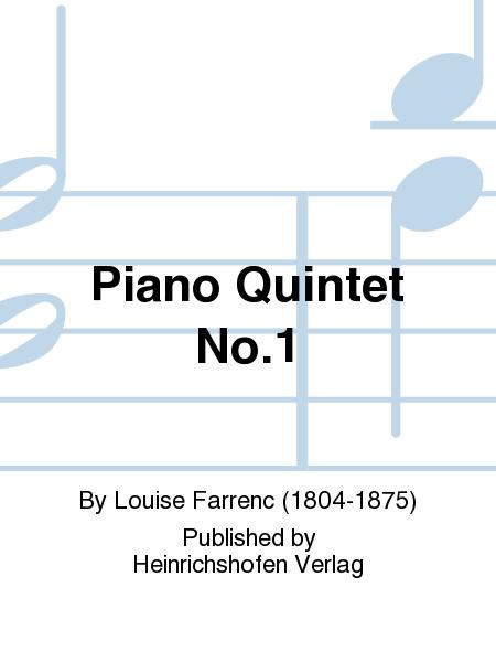 Piano Quintet No. 1 Op. 30