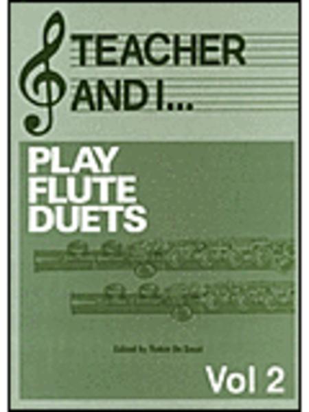 Teacher & I Play Flute Duets