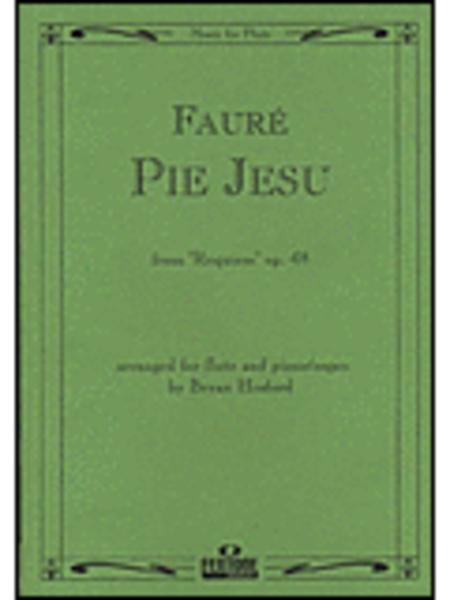 Pie Jesu from Requiem Op. 48