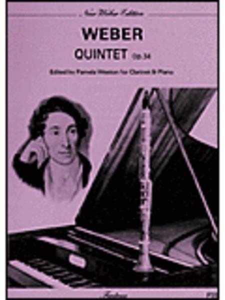 Quintet Op. 34