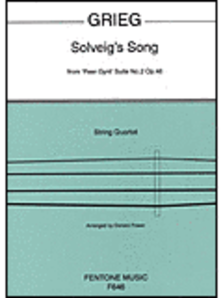 Solveig's Song from Peer Gynt