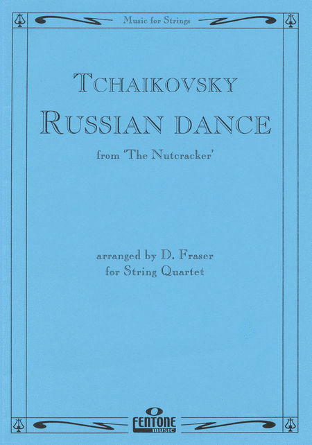 Russian Dance from The Nutcracker