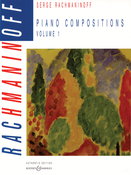 Piano Compositions - Volume 1