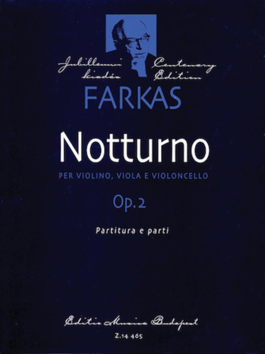 Notturno, Op. 2