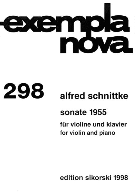 Sonata 1955