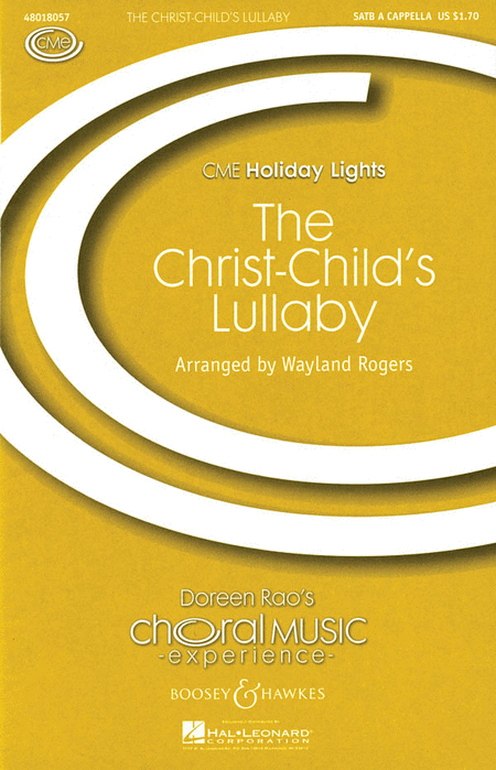 The Christ-Child's Lullaby