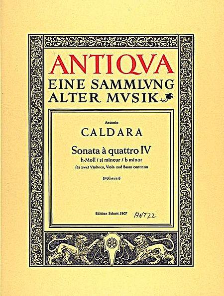 Sonata a Quattro