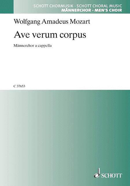 Ave Verum Corpus, K618