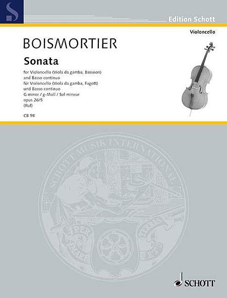 Sonata in G Minor Op. 26, No. 5