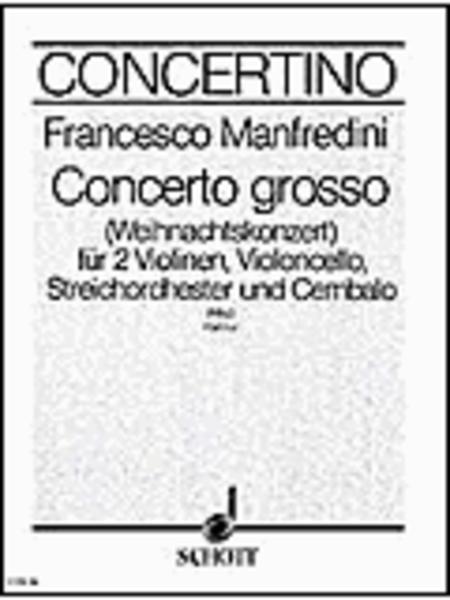 Concerto Grosso Op. 3, No. 12