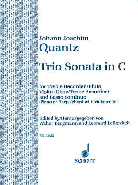 Trio Sonata C Major