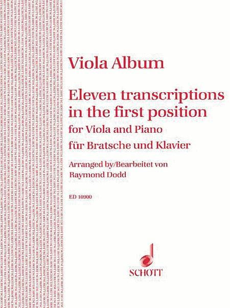 Schott Viola Album
