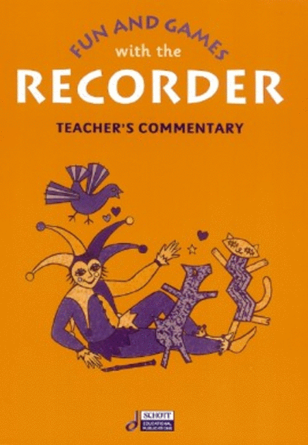 Fun and Games with the Recorder