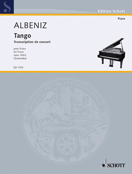 Tango Op. 165, No. 2