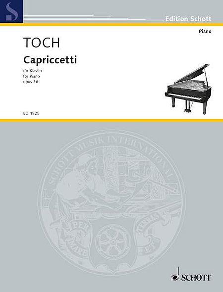 Capriccetti Op. 36