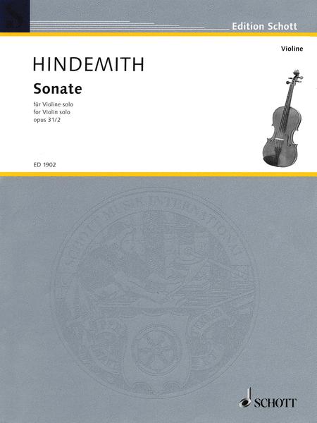 Sonata, Op. 31, No. 2 (1924)
