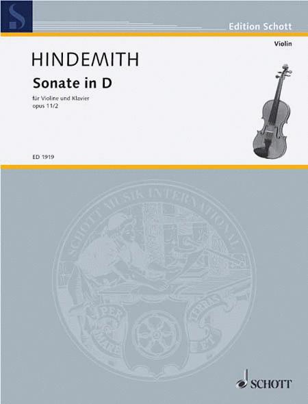 Violin Sonata D Major, Op. 11, No. 2