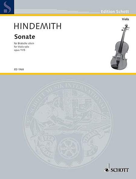 Sonata, Op. 11, No. 5