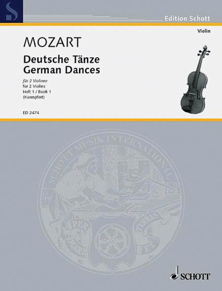 German Dances Vol. 1