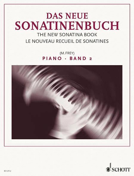 New Sonatina Book Vol. 2