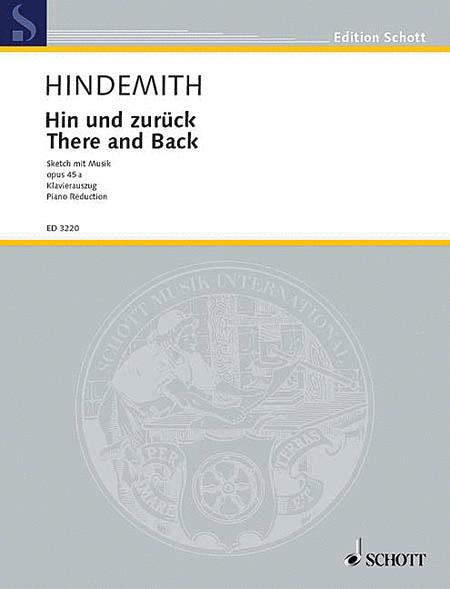 Hin und Zuruck (There & Back)