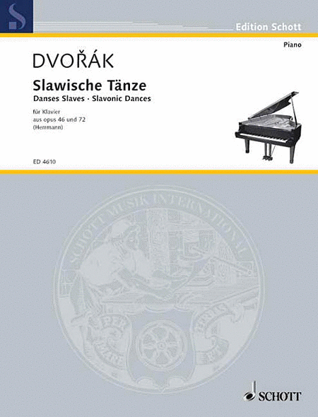 Slavonic Dances, Op. 46 and 72