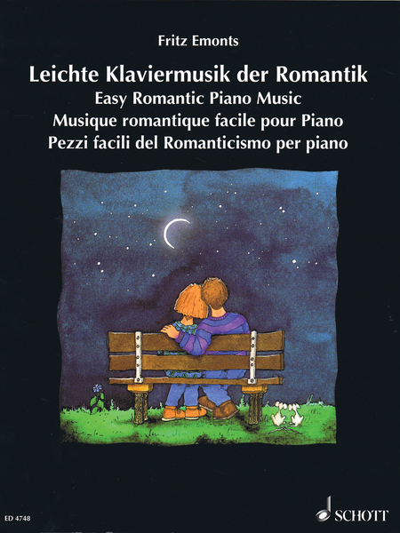 Easy Romantic Piano Music - Volume 1