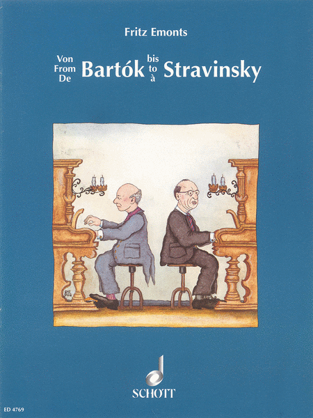 From Bartok to Stravinsky
