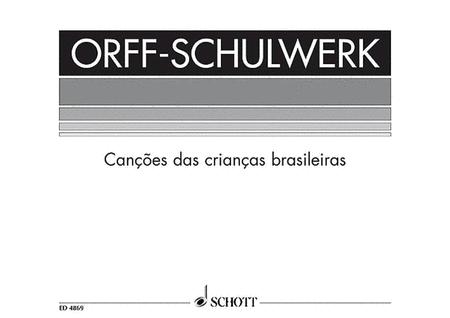 Cancoes da Criancas Brasileiras