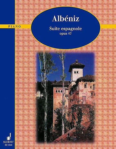 Suite Espagnole, Op. 47