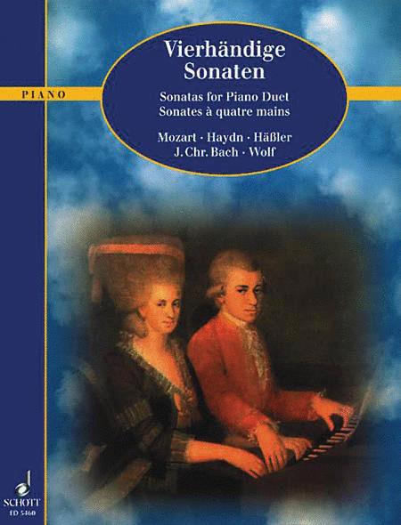 Sonatas for Piano Duet