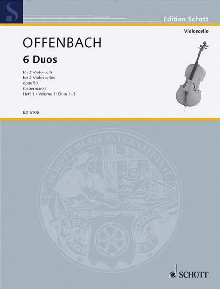 6 Duos, Op. 50 Vol. 1: Nos. 1-3