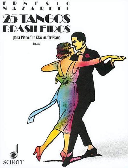 25 Brazilian Tangos