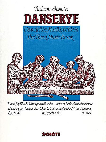Danserye Volume 2