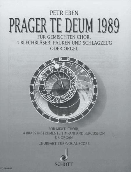 Prager Te Deum 1989