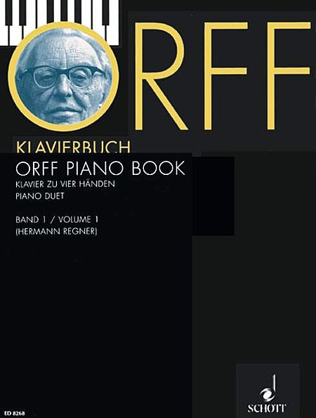 Orff Piano Duet Book Volume 1