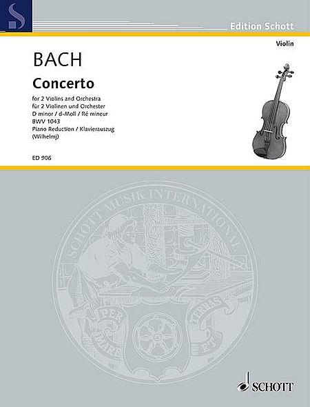 Concerto in D Minor, BWV 1043