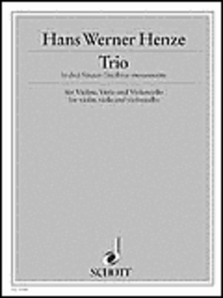 Trio in Three Movements