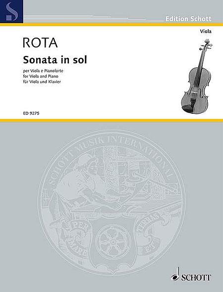 Sonata in Sol