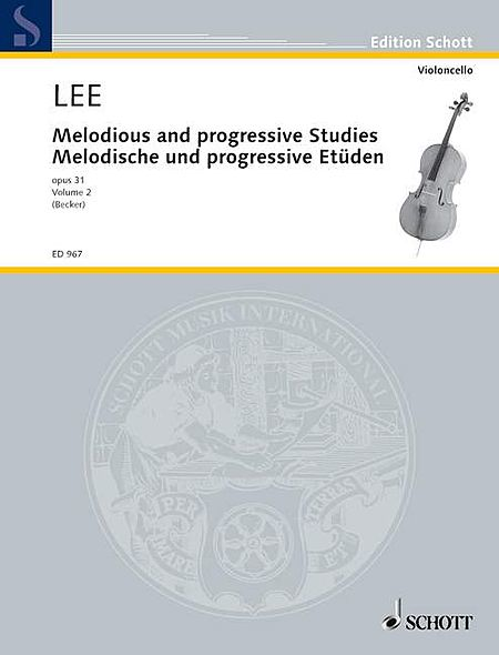 Melodious and Progressive Studies Op. 31
