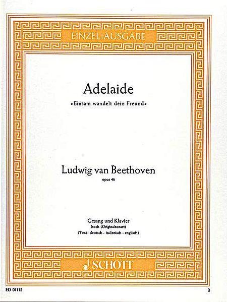 Adelaide Op. 46