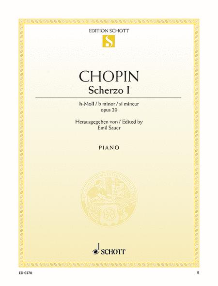 Scherzo in B Minor, Op. 20