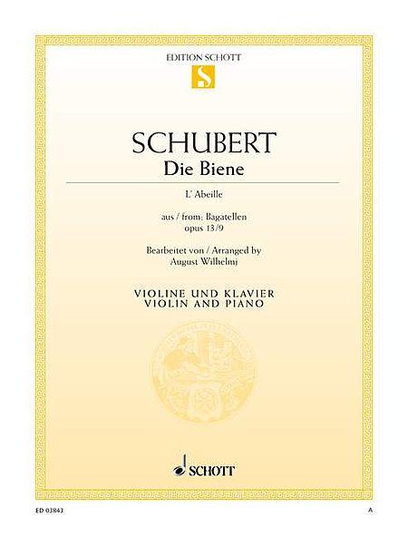 Die Biene, Op. 13, No. 9