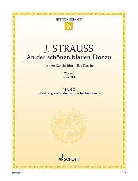 Blue Danube Waltz, Op. 314