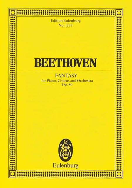 Fantasy in C minor, Op. 80