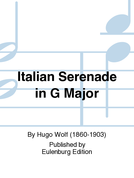 Italian Serenade in G Major
